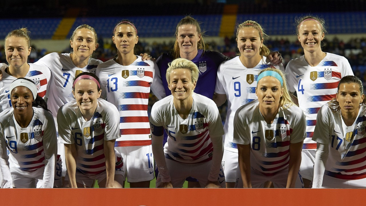 U.S. Women's Fight For Fairness Puts Soccer World Cup In Focus