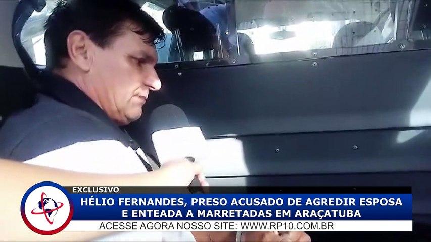 Regional Press entrevista acusado e vítimas de marretadas em Araçatuba