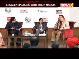 Justice Dipak Misra, Ex-CJI On Law And Dharma; Legally Speaking