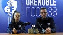 """Avant GF38 - Olympique Lyonnais : """"préparer ça comme un match normal"""""""