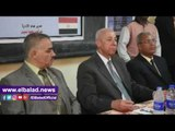 صدى البلد |  محافظ أسوان يوجه بتنفيذ أنشطة تربوية لمواجهة التفرقة بين الشعب
