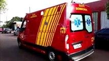 Menino de 2 anos é atropelado no Bairro Interlagos