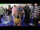 صدى البلد | إقبال كثيف من المواطنين بمعرض أهلا رمضان فى يومه الثانى