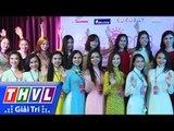 THVL   Sơ khảo hoa hậu Việt Nam 2018 – Khu vực phía Nam