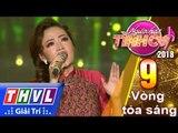 THVL | Người hát tình ca Mùa 3 - Tập 9[9]: Đêm Gành Hào nghe điệu hoài lang - Thái Ngân
