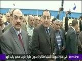 على مسئوليتي - أحمد موسى - وزير الإسكان ومحافظ الإسكندرية يفتتحان محطة صرف صحى العامرية