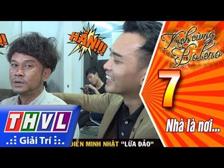 THVL | Kịch cùng Bolero Mùa 2: NSƯT Hữu Quốc Tố  Đạo Diễn Minh Nhật