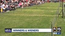 Winners and Wieners