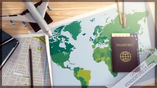 Travel Agency Logo 2019
