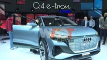 Geneva Int'l Motor Show highlights: electrification, classic cars