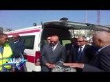 صدى البلد   محافظ القاهرة: معدات جديدة للتعا�