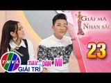 THVL | Bất ngờ với bí quyết nâng mí của Hà Trí Quang | Giải mã nhan sắc - Tập 23