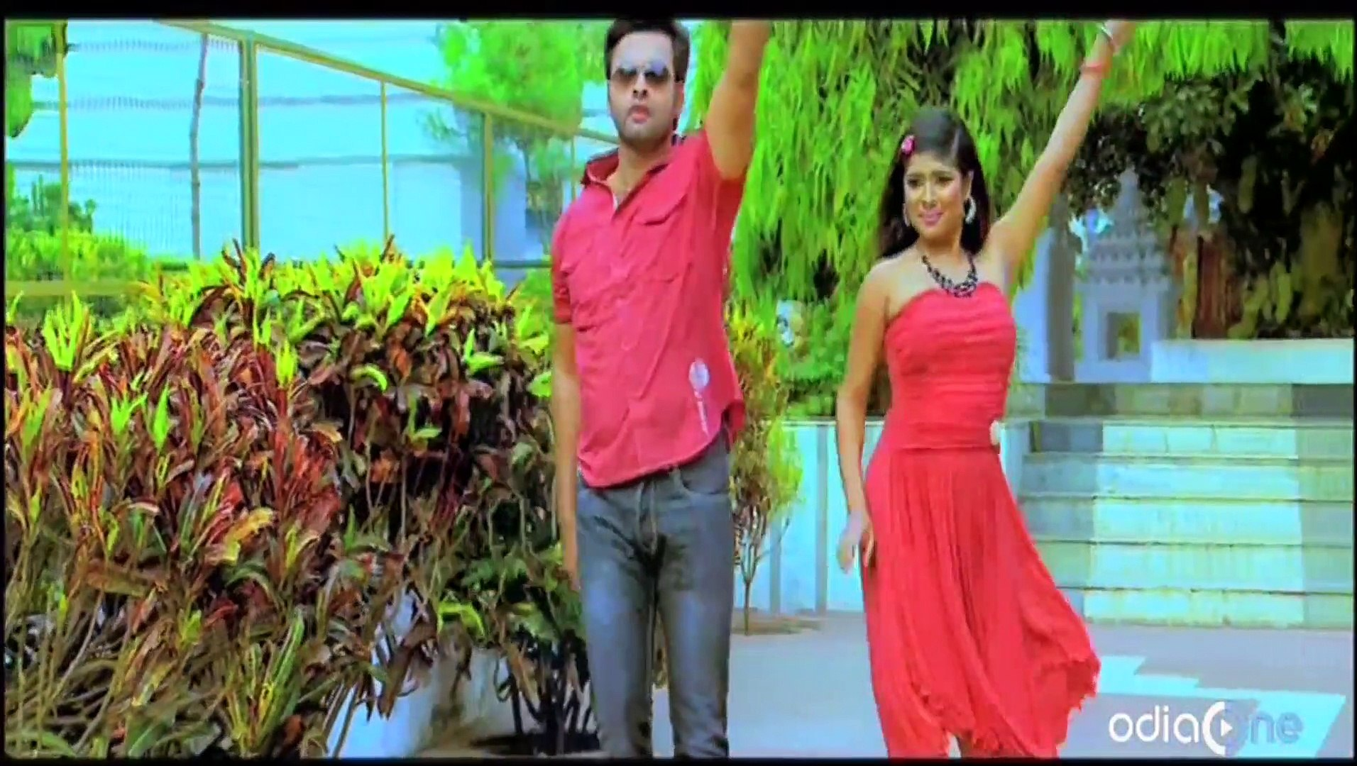 Mo Swapnaru Full Video Song -  My First Love - Bulu, Jeena - Odia Movie Songs -  Odia Video
