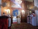 صدى البلد | وكيل أوقاف ورئيس المنطقة الأزهرية في كاتدرائية العذراء مريم والملاك ميخائيل لحضور القداس