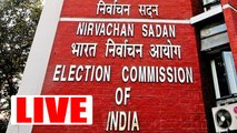 Election Commision  press conference  Live from Vigyan Bhavan | OneIndia News