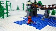 LEGO Ninjago Ninja STOP MOTION | Ninja's Fight Back Against S.O.G | LEGO Ninjago | By Billy Bricks