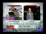 صدى البلد | عكاشة: الجهد المعلوماتي دفع القيادة العسكرية لتنفيذ « سيناء 2018 » على كافة الإتجاهات