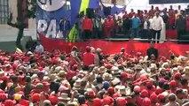Venezuelas Oppositionsführer Guaidó plant Marsch auf Caracas