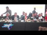 صدى البلد |  الوكيل: تعاون مصري إماراتي لإعمار العراق وليبيا واليمن وسوريا