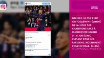 PSG- Manchester : Eric Cantona nargue et provoque la colère du clan Neymar