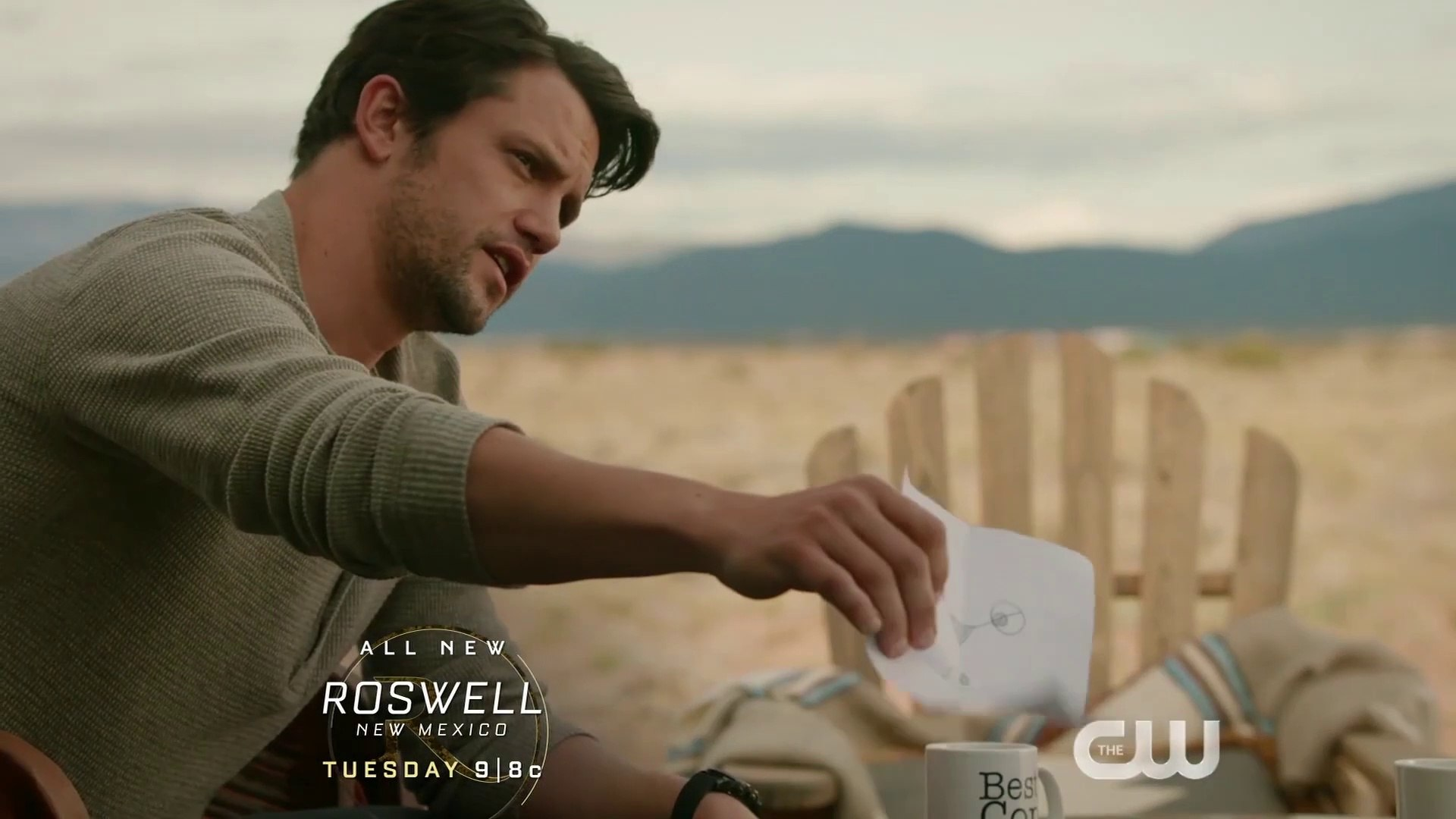 Roswell, New Mexico 1x08 Promo (HD)