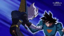Dragon Ball Heroes Capitulo 9 Subtitulos en Español El mas fuerte contra el choque mas fuerte, Goku revivio