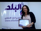 صدى البلد |منى عراقي تكشف لـ صدى البلد  أصعب موقف في حياتها