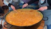 Antheit : des omelettes géantes avec 1.100 oeufs
