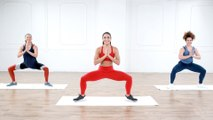 You Don't Need Any Equipment For This 30-Minute Cardio HIIT Workout
