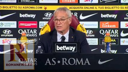 "Ranieri: ""Schick è fortissimo, é pronto ad esplodere"""