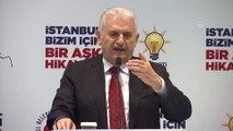 Binali Yıldırım: 'Bakırköy'e dört tane yeni metro gelecek' - İSTANBUL