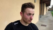 R1 (17ème journée) – Christophe COLETTA réagit après le nul de MDA Foot contre le FC DOMTAC