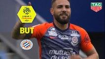 But Andy DELORT (3ème) / Montpellier Hérault SC - Angers SCO - (2-2) - (MHSC-SCO) / 2018-19