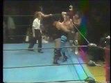 Comando Ruso/Vulcano/Tony Arce vs Remo Banda/Octagon/Pantera II (CMLL February 11th, 1990)