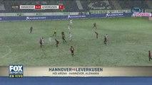 Bundesliga: Resumen Hannover 2-3 Bayer Leverkusen