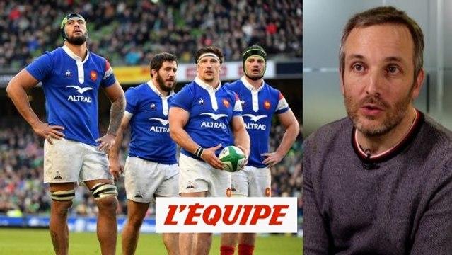 Le débrief d'Irlande-France - Rugby - Tournoi - Bleus