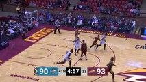 Jaron Blossomgame Posts 31 points & 13 rebounds vs. Lakeland Magic
