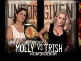 Unforgiven - Trish Stratus vs. Molly Holly