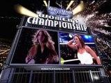 Wrestlemania - Trish Stratus vs. Mickie James