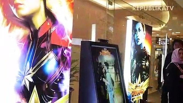 Captain Marvel, Superhero Perempuan Pertama di MCU