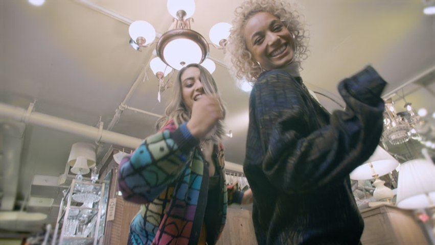 Take Me With You: Thrift Shopping With Singer DaniLeigh