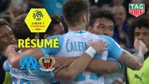 Olympique de Marseille - OGC Nice (1-0)  - Résumé - (OM-OGCN) / 2018-19