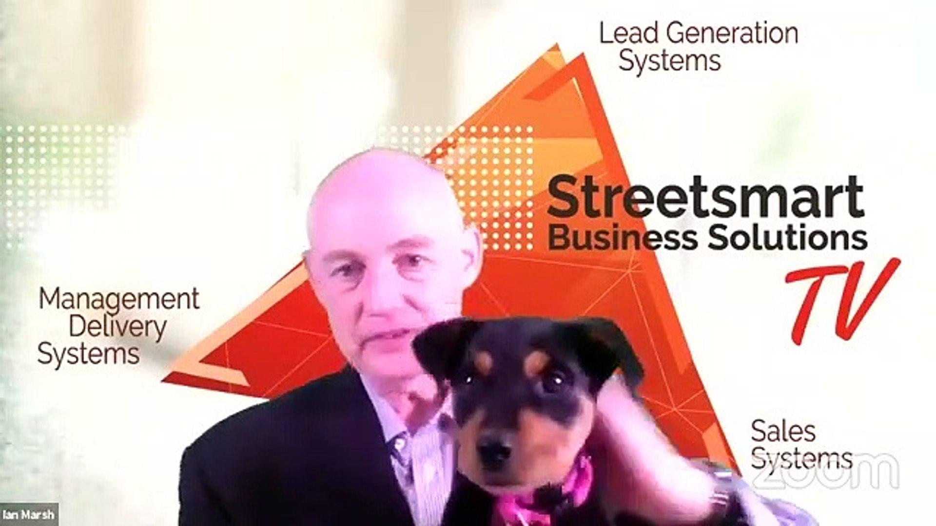 Streetsmart Business Solutions TV Facebook Live