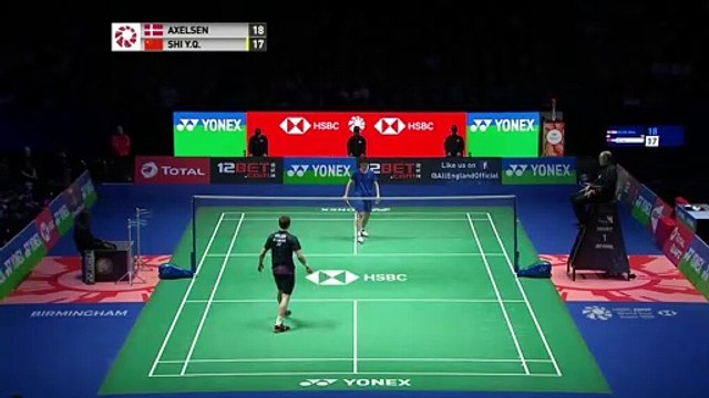 Play of the Day | YONEX All England Open 2019 semifinals | BWF 2019
