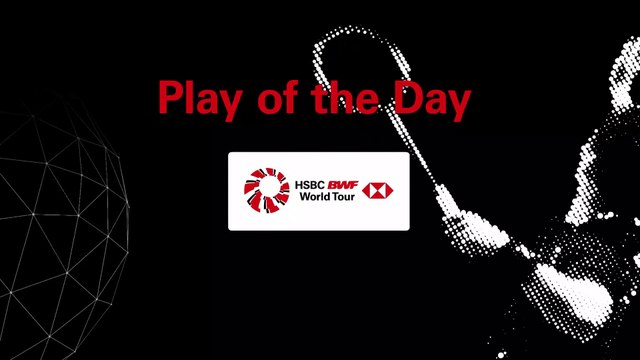 Play of the Day | YONEX All England Open 2019 quarterfinals | BWF 2019