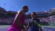 ATP - Indian Wells 2019 - Rafael Nadal la force tranquille et retrouvera Krajinovic en quarts