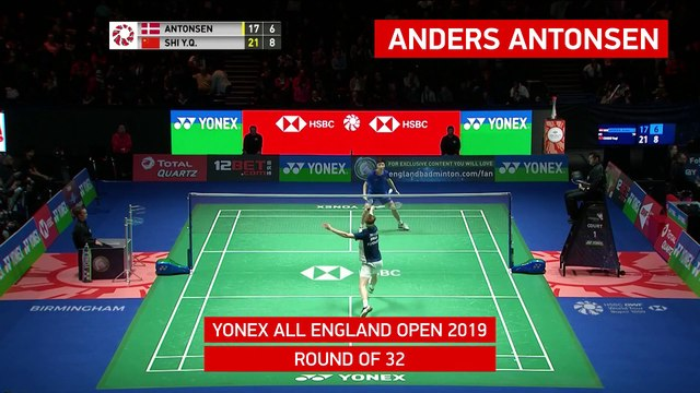 Top Smashes of the Week | YONEX All England Open 2019 | BWF 2019