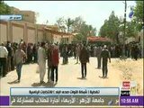 الانتخابات الرئاسية 2018 - طوابير أمام لجان الانتخابات الرئاسية فى محافظة الجيزة والسويس