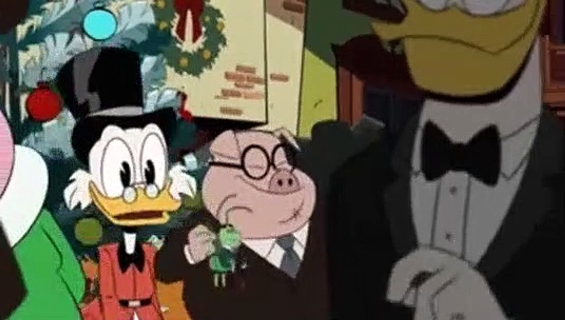 Ducktales Last Christmas.Ducktales S02e06 Last Christmas