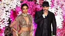 Arjun Kapoor With GF Malaika Arora At Akash Ambani & Shloka Mehta's GRAND Wedding Reception